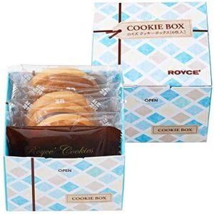 Amazon/ロイズ クッキーボックス