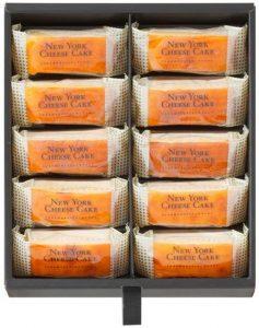 Amazon/ニューヨークチーズケーキ