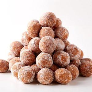 Amazon/【お徳用】昔ながらの あんドーナツ 1.2kg(300g×4個入)