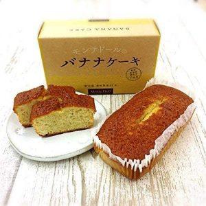 Amazon/バナナケーキ (箱入)×1箱 モンテドール バナナの自然な甘さと香りが楽しめます。
