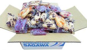 amazon/訳ありちんすこう もりもり詰め合わせ55袋(110本) 約1kg 名嘉真製菓本舗 甘すぎず、しつこくない 老舗ちんすこう専門店の味 ばらまきお土産にも