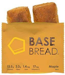 Amazon/BASE BREAD ベースブレッド メープル 完全食 完全栄養食 食物繊維 16袋セット