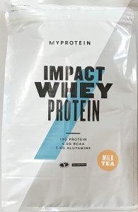amazon/MyProtein マイプロテイン Impact ホエイプロテイン 2.5kg (限定フレーバー) ミルクティー
